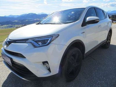 gebraucht Toyota RAV4 2,5 Hybrid Lounge 4WD Aut. LED, Navi, Kamera