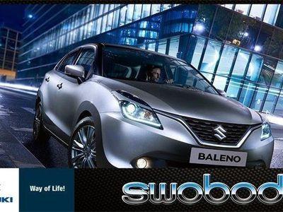 brugt Suzuki Baleno 1.0 DITC Clear