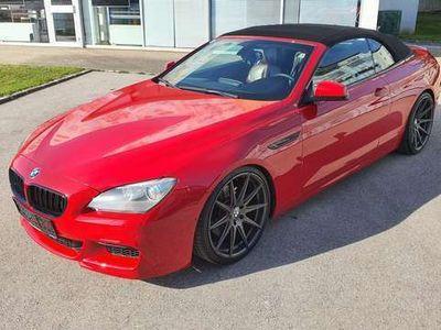gebraucht BMW 640 Cabriolet 6er-Reihe Cabrio (F12) Aut. Finanzierung