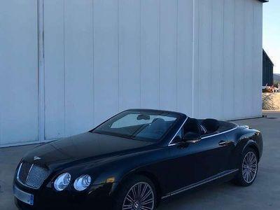 gebraucht Bentley Continental GTC 560PS 12V Cabrio / Roadster
