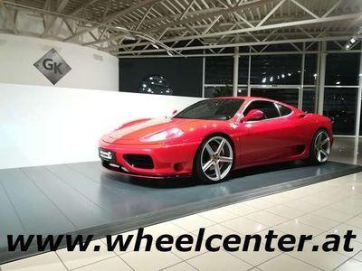 "gebraucht Ferrari 360 Modena F1 * 20"" MB DESIGN * CARBON INTERIEUR"