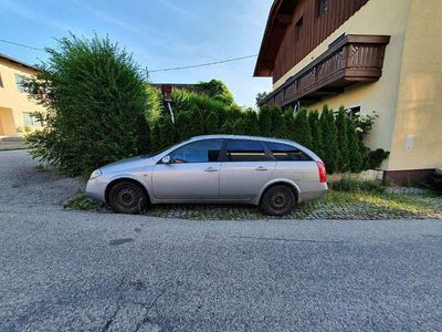 gebraucht Nissan Primera 1.9 dci Kombi / Family Van
