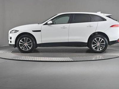 gebraucht Jaguar F-Pace 20d Pure AWD Aut.