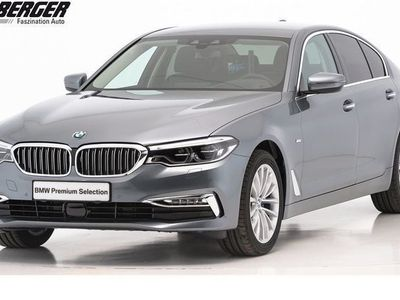 used BMW 520 d xDrive Luxury Line