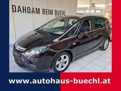 gebraucht Opel Zafira Tourer 1,6 CDTI ecoflex Cosmo