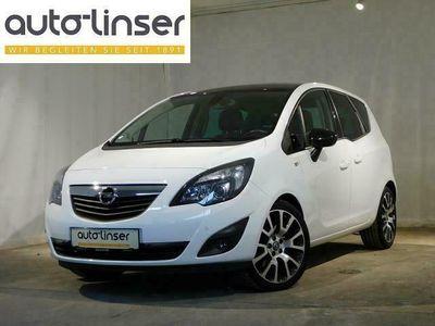 gebraucht Opel Meriva 1,7 CDTI Ecotec Color Start&Stop System