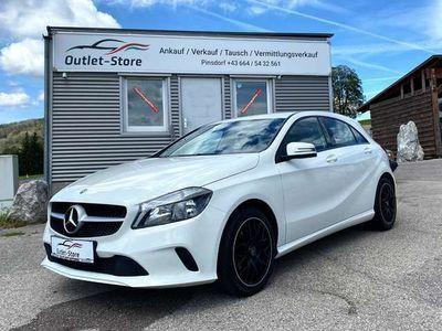gebraucht Mercedes A160 Austria Edition*1.Besitz*27.000Km*TOP*