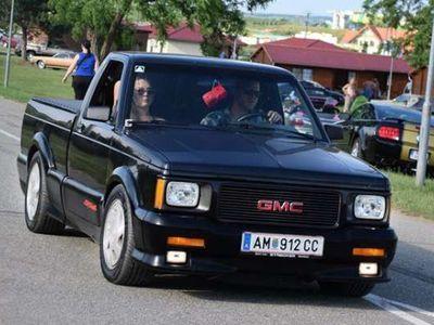 gebraucht Chevrolet S10 GMC Syclone 4.3 Turbo Sportwagen / Coupé