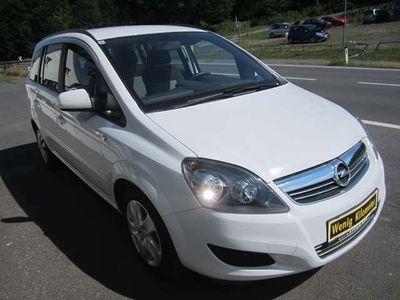 gebraucht Opel Zafira 1,6 Classic ecoflex/7.Sitzer / 1.Besitz Top !!!!!