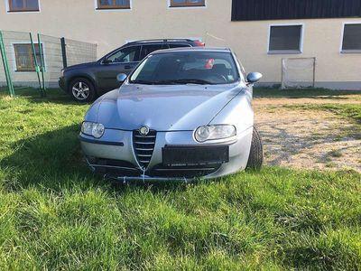 used Alfa Romeo 147 1.9 JTD Klein-/ Kompaktwagen,