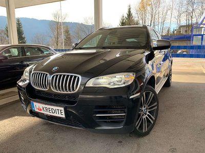 gebraucht BMW X6 M50d Österreich-Paket Aut. SUV / Geländewagen