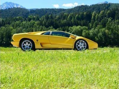 gebraucht Lamborghini Diablo 6.0 VT 4 WD V12 EU 319.000,
