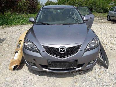 gebraucht Mazda 3 disel mit picker bastler oder export Klein-/ Kompaktwagen,