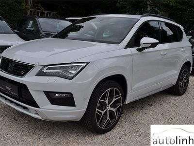 gebraucht Seat Ateca 2,0 FR 4WD TSI DSG SUV / Geländewagen,