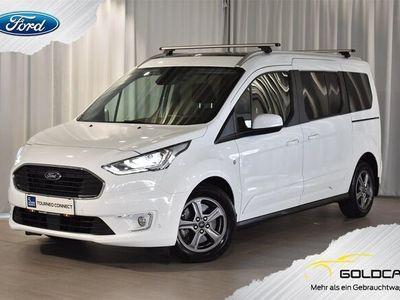 gebraucht Ford Tourneo Grand Connect Titanium *7Sitz*Xenon*AHK*