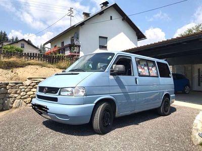 gebraucht VW T4 Kombi 2-0-3 Syncro 2,5 TDI