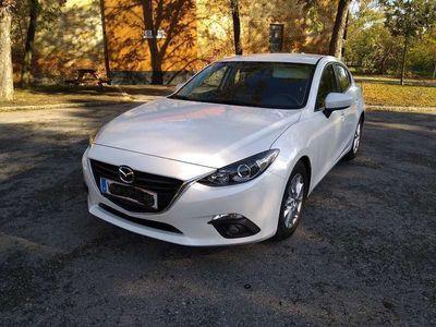 brugt Mazda 3 3Sport G120 Challenge Limousine,
