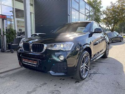 gebraucht BMW X4 xDrive 20d M-Paket Aut. Kamera SHZ Navi