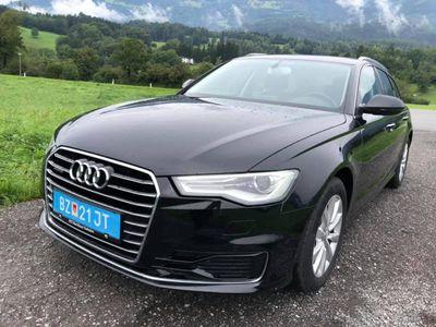 gebraucht Audi A6 Avant 2,0 TDI Quattro S Line S-tronic