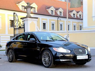gebraucht Jaguar XF 3,0 Diesel Luxury Limousine,