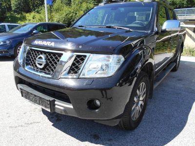 gebraucht Nissan Navara LE V6 Automatik