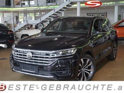 gebraucht VW Touareg TDI 3.0 V6 4Motion R-Line ACC AHK Assisten