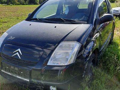 gebraucht Citroën C2 1.1 Benziner Klein-/ Kompaktwagen