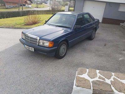 gebraucht Mercedes 190 D Limousine