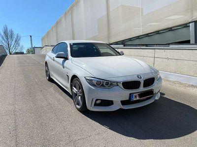 gebraucht BMW 420 4er-ReiheM-Packet M-Performance xdrive Sportwagen / Coupé