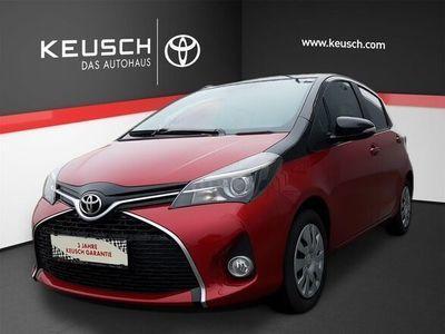 gebraucht Toyota Yaris 1,33 dVVT-i Style