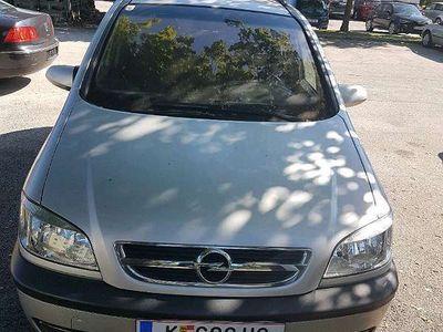 brugt Opel Zafira 2.0 DTI Kombi / Family Van,