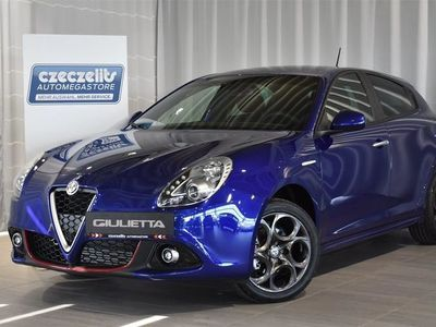 gebraucht Alfa Romeo Giulietta ALFA E6D 1,4 TB 120PS MTX FWD SUPER S MT