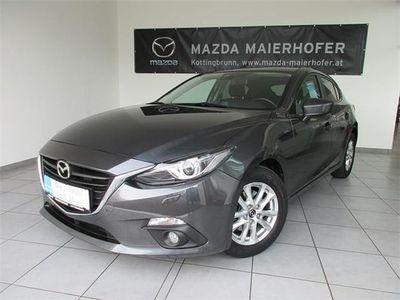 gebraucht Mazda 3 Sport G120 Attraction Limousine