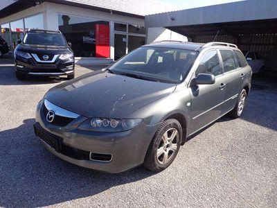 "gebraucht Mazda 6 6Sport Combi CD120 CE TD""EXPORT"" Privatverkauf Kombi / Family Van"