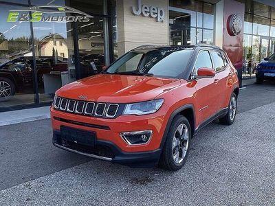 gebraucht Jeep Compass 1,4 MultiAir2 FWD Limited