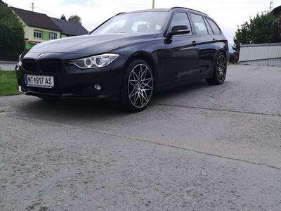 gebraucht BMW 330 3er-Reihe Kombi Diesel (F31) Touring Österreich-P