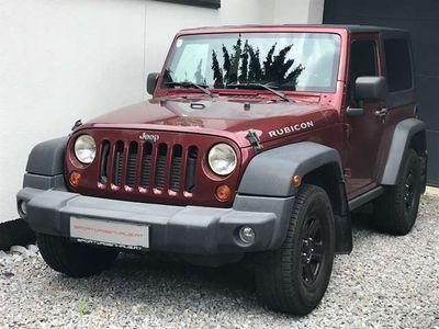 gebraucht Jeep Wrangler Rubicon 2,8 CRD Hardtop Aut. nur 87000KM SUV / Geländewagen