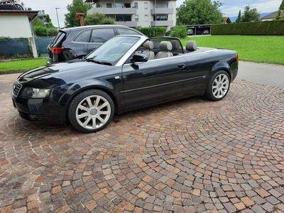 gebraucht Audi A4 Cabriolet 3,0 quattro