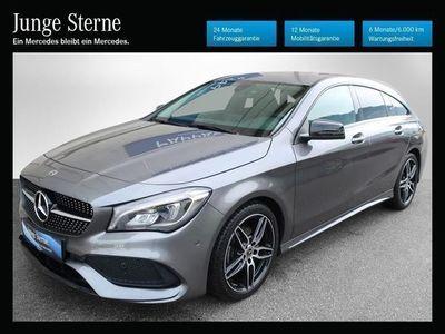 gebraucht Mercedes CLA200 Shooting Brake d 4MATIC Aut.