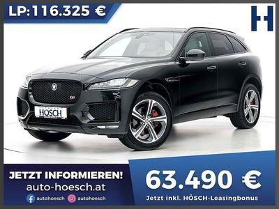 gebraucht Jaguar F-Pace S AWD Aut. LP: 116.325.-/ mtl. 670.-*