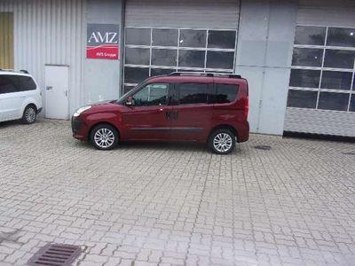 gebraucht Fiat Doblò Doblo 1,6 16V JTD Multijet Emotion DPF Kombi / Family Van