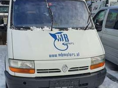 gebraucht Renault Master L2H2 2,8t mittel HD 2,8 dTi