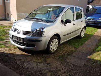 gebraucht Renault Modus 1.2 benzin Kombi / Family Van