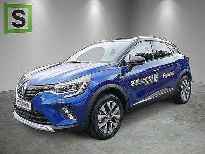 gebraucht Renault Captur TCe 100 PF Edition One, 101 PS, 5 Türen, Schaltgetriebe