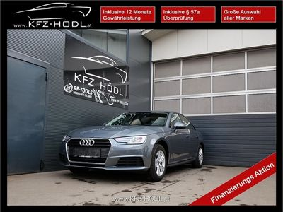 gebraucht Audi A4 2,0 TFSI ultra S-tronic