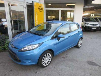 gebraucht Ford Fiesta Trend 1.4i SZH, PP, Service neu Klein-/ Kompaktwagen