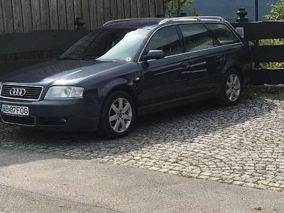 gebraucht Audi A6 1,9 tdi, motor defekt, stoßstange v. abgerißen EX Kombi / Family Van