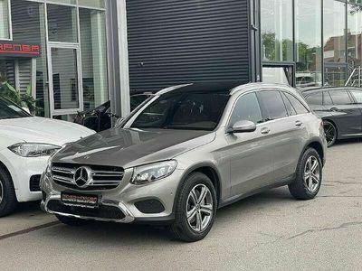 "gebraucht Mercedes GLC250 4MATIC EXKLUSIVE Aut., Memory, LED, Pano, 18"""