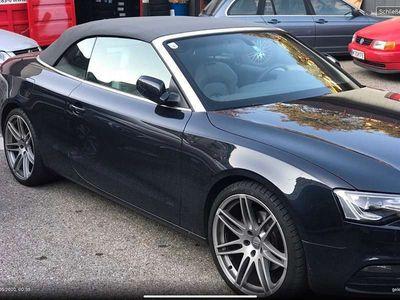 gebraucht Audi A5 Cabriolet 3.0 TDI DPF Multitronic / Roadster