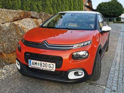gebraucht Citroën C3 PureTech 110 Shine Klein-/ Kompaktwagen